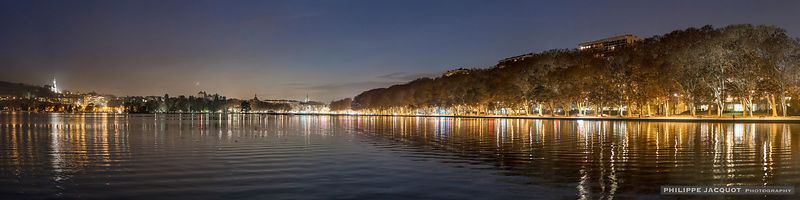Albigny lights - Annecy