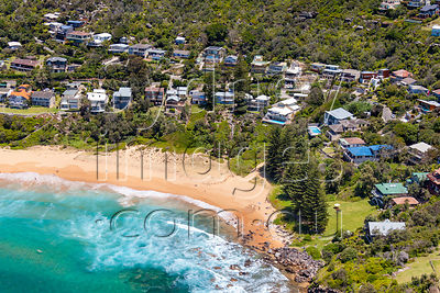 Whale Beach, North Corner