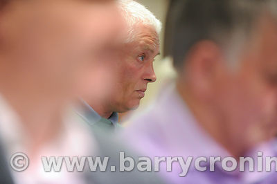 12th September, 2011.Meath GAA County Board meeting at Pairc Tailteann, Navan, County Meath. Pictured at the above is former ...