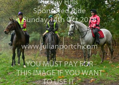 Surrey Hills Sponsored Ride 2018
