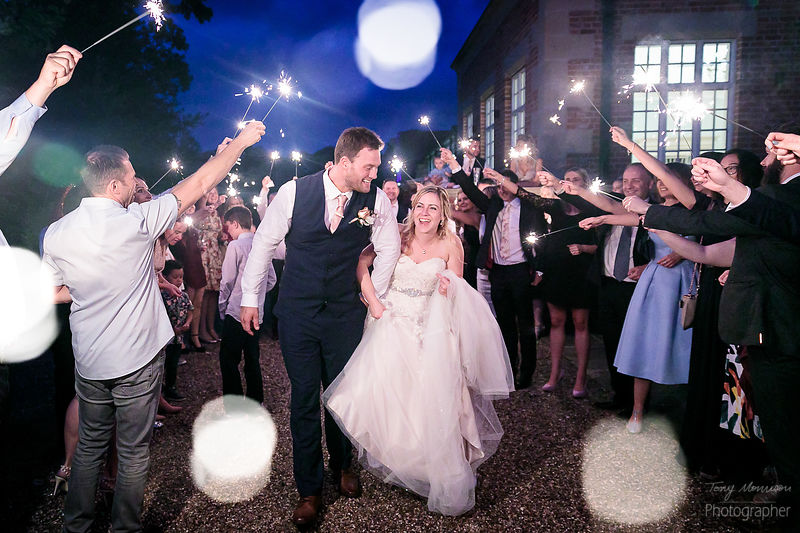 Willington Hall Wedding Photos – Vicki & Dom's Wedding - September 2018 photos
