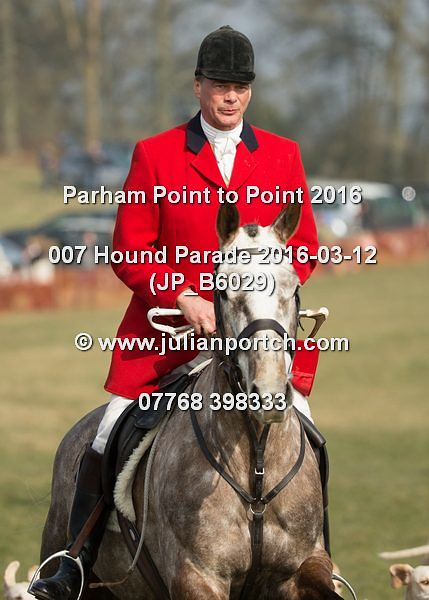 2016-03-12 CHH Parham Point to Point - Hound Parade