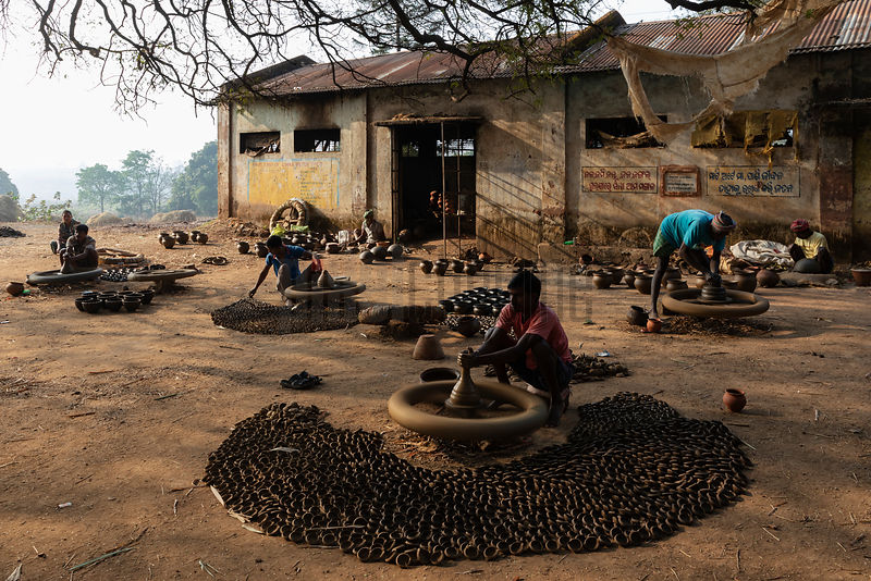 Traditional Pottery Works