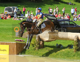 Emilie Chandler and COOPERS LAW - CIC*** - Bramham Horse Trials 2013