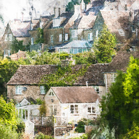 Cottages of Tetbury