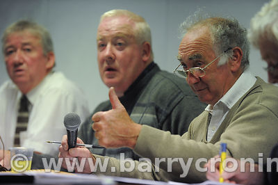 Meath GAA County Board meeting 2011
