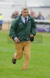 Alec Lochore - dressage phase,  Land Rover Burghley Horse Trials, 6th September 2013.