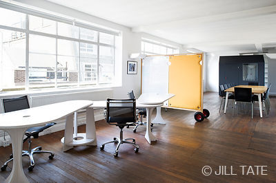 Independents United Offices, Soho, London | Client: TILT