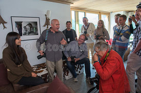 SAM St.Moritz Art Masters 2013 Photo Workshop with Amedeo Turello