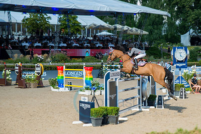 Global Champions League of Berlin - Second GCL Competition