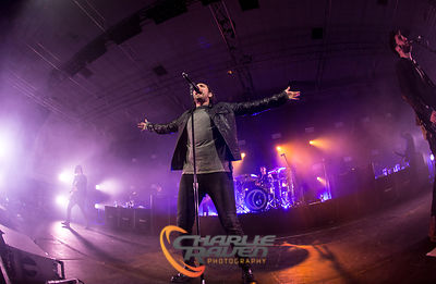 You Me At Six live at the BIC