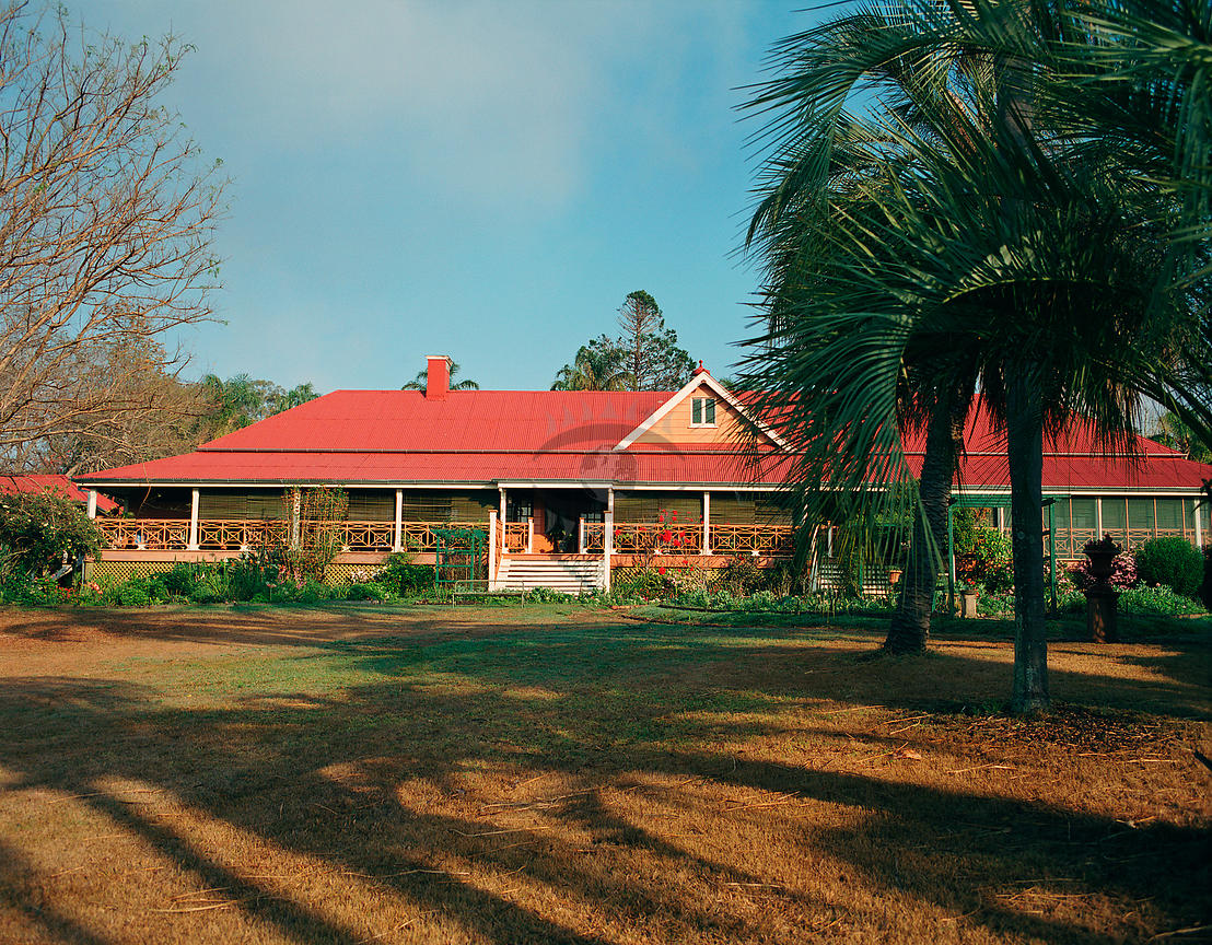 Queensland Farm Story