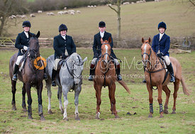 The Melton Hunt Club Ride 2010