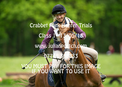 2018-05-13 Crabbet Park Hunter Trial