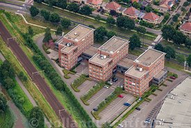 Apeldoorn - Luchtfoto Business Center