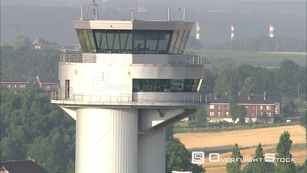 Airport Control Tower Belgium
