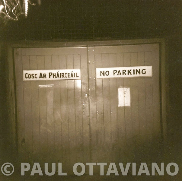 Holga on Craic 7 | Paul Ottaviano Photography