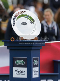 The Land Rover Trophy - Burghley Horse Trials 2013.