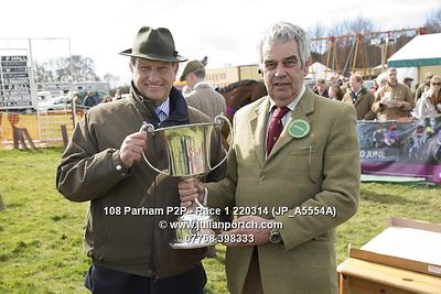22-03-2014 Parham Point to Point Meeting