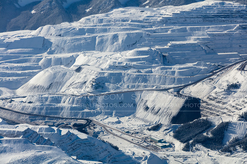 Teck Coal, Line Creek Mine