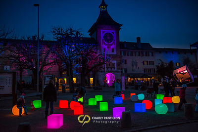 Murten lights festival 2019