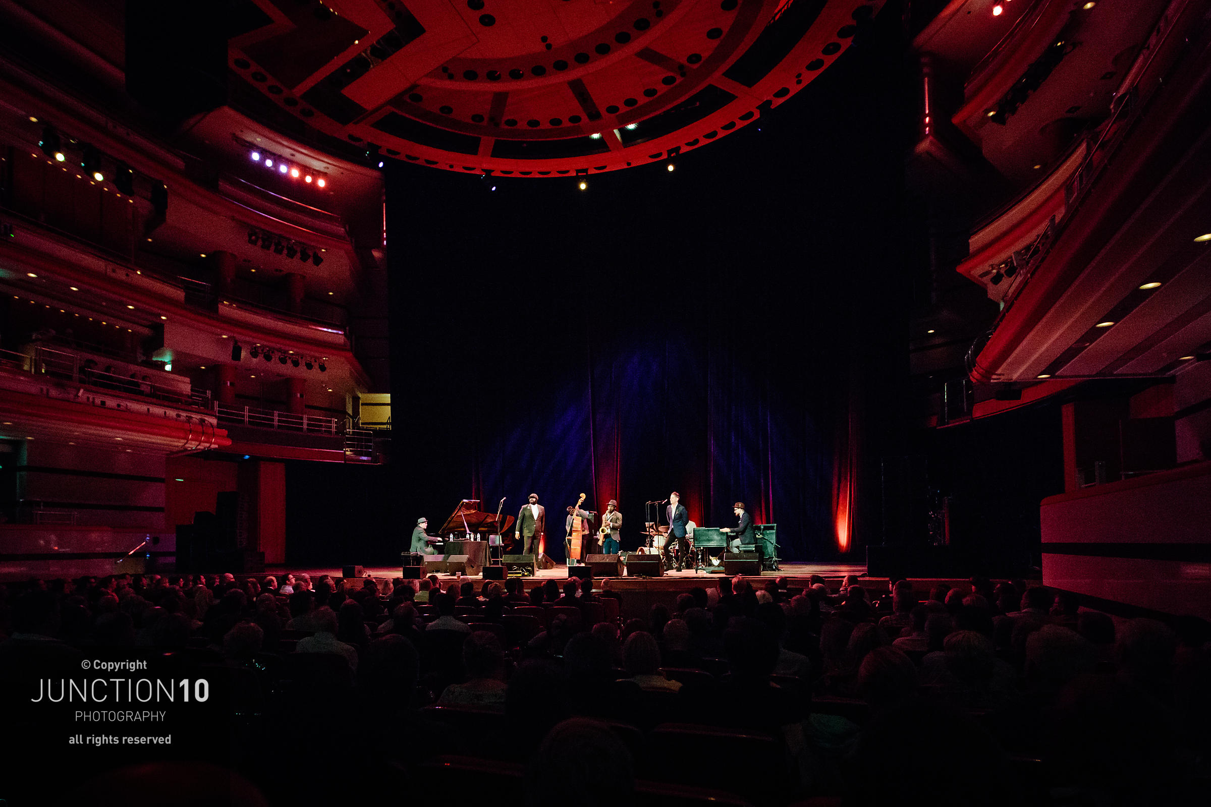 Gregory Porter, Birmingham, United Kingdom