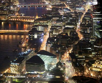 Tower Place City of London EC3R aerial photograph