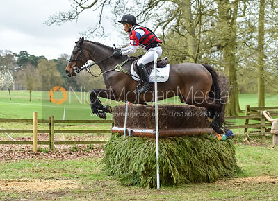 Kazuma Tomoto and BROOKPARK VIKENTI - Belton International Horse Trials 2017