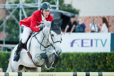 Furusiyya FEI Nations Cup™ Jumping Final First Competition