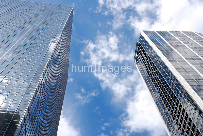 Two office buildings in Dallas, Texas
