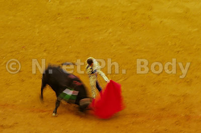 ESPAGNE, ANDALOUSIE, CORRIDA//SPAIN, ANDALUSIA, BULLFIGHTING
