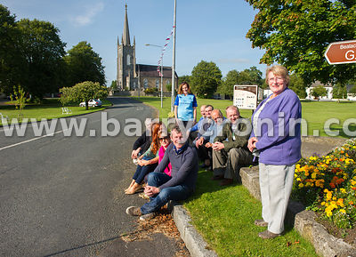 5th September, 2015.Tyrrellspass, County Westmeath. Pictured:1st row front to back:Peter Deegan, Louise O'Donovan, Niamh Sher...