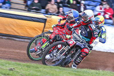 Peterborough v Poole 15th April 19