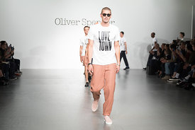 London Fashion Week Mens - Oliver Spencer