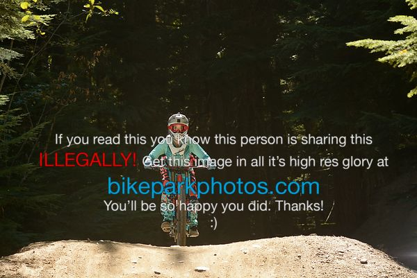 Saturday September 1st Heart Of Darkness bike park photos