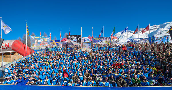 Voluntaris - Ski World Cup Finals 2016 - St.Moritz