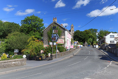 Cenarth village
