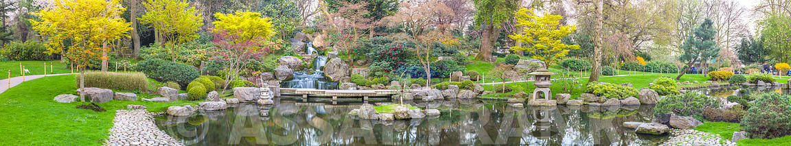 Kyoto Garden in Holland park, London