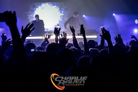 Dusky performing live at the O2 Academy Bournemouth