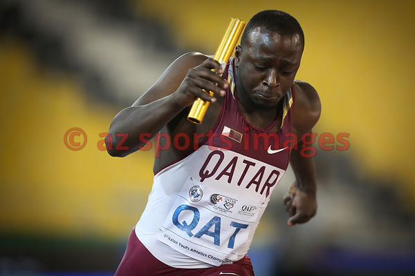 1st Asian Youth Championships / Doha / Qatar