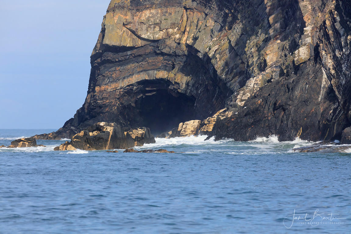 Cave, Cemaes Head
