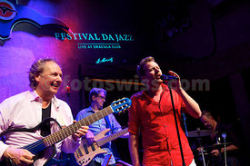 Festival da Jazz 2012 Live at Dracula Club St.Moritz