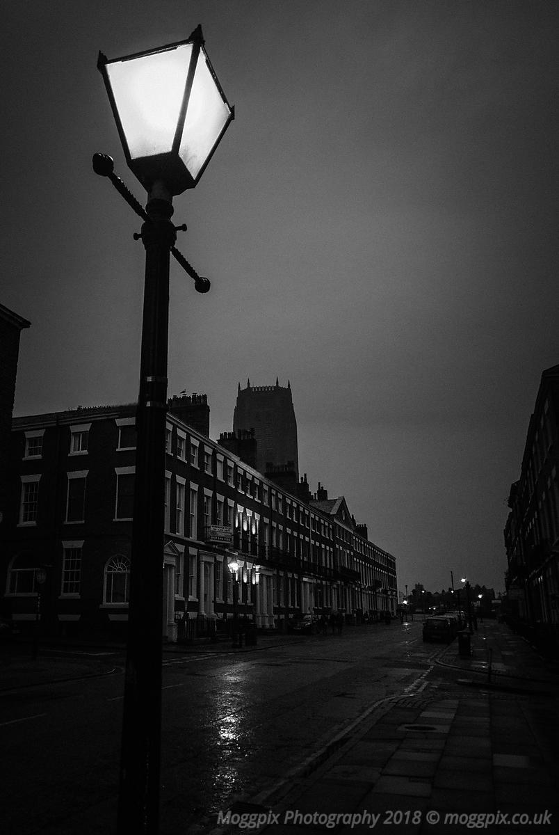 A Rainy Night in Rodney Street