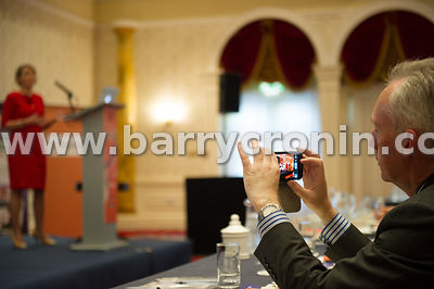 Wednesday 9th June, 2015.Small Firms Association 'Boost' Conference at the Clyde Court Hotel. Pictured is  Photo:Barry Cronin...