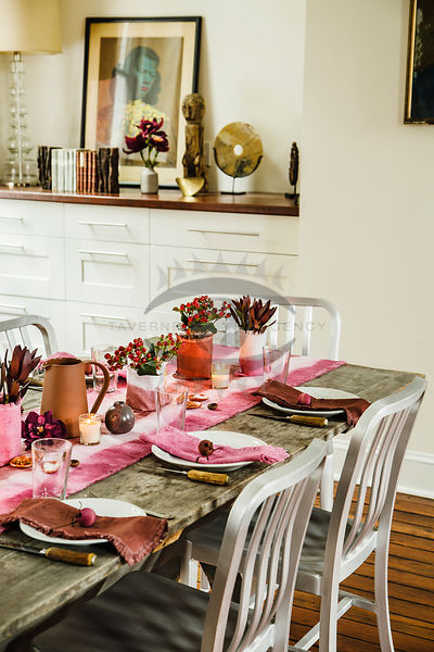 fall table by lowe