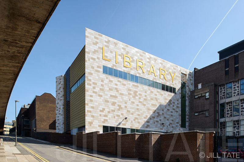 Liverpool Central Library | Client: Reynaers