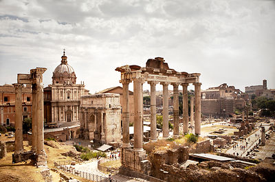 Rome scapes
