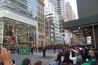 St Patrick's Day Parade NYC