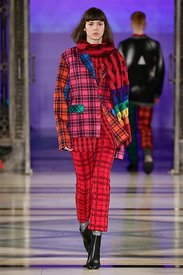 London Fashion Week Autumn Winter 2019  - Johan Ku