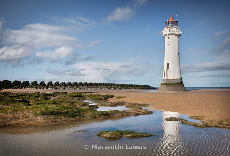 Wirral And Liverpool Photos New Brighton Lighthouse